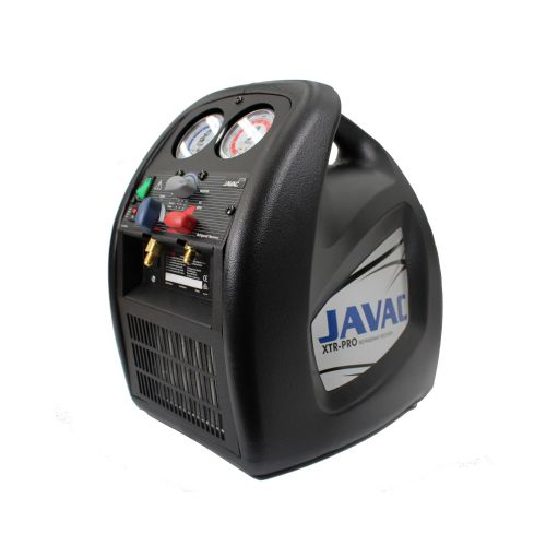 Javac XTR Refrigerant Recovery Unit Direct Liquid 45kg/hr 110v/230v~50Hz/60Hz